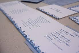Wedding Program Paper Wedding Programs What To Include In Your Ceremony Program