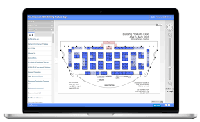 interactive floorplan floorplan editor interactive and easy to use map dynamics booth