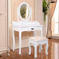 white bedroom vanity bedroom vanities ebay