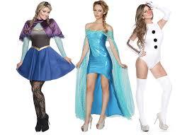 Halloween Costumes Elsa 10 Disney Movies