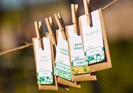 wedding seed packets flower seed packets wedding favors wedding corners