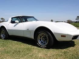 1978 white corvette 1978 chevrolet corvette stingray glenneveritt shannons