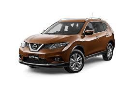 nissan x trail review 2017 nissan x trail stl l 4x4 2 5l 4cyl petrol automatic suv