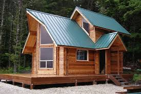 Micro Cabin Kits | pre cut cabin and tiny house kits i wonder how it would look about 5