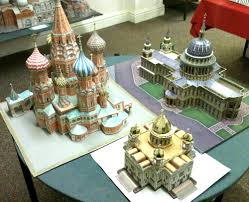 scale model news famous buildings of the world in miniature