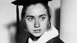taking on a u s senator as a student propelled clinton into the