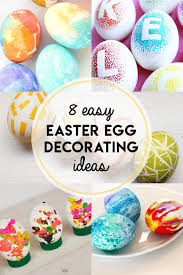 easter eggs decorated pictures 8 easy easter egg decorating ideas boston mamas