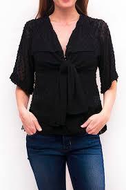swiss dot blouse nanette lepore swiss dot blouse from philadelphia by threadsonmain