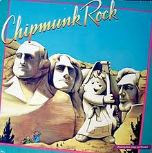 chipmunk rock