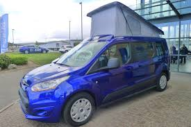 ford motorhome evie a ford tourneo connect camper conversion motorhome full time
