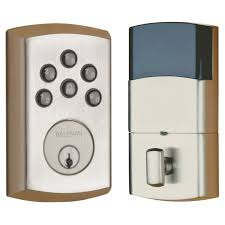 Baldwin Door Stops Baldwin Soho 8285 Electronic Deadbolt Gokeyless