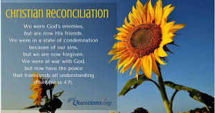 christian reconciliation reconciled