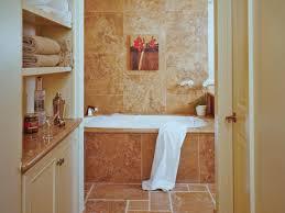 shelves in bathroom ideas secrets to bathroom shelving hgtv