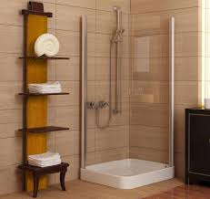 Small Corner Showers Bathroom Ideas Abstract Bathroom Wall Tile Patternes With Built