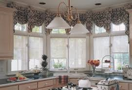 for kitchen curtains kitchen curtain ideas for large windows with