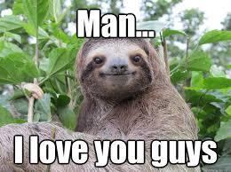 Sloth Fitness Meme - sloth steals elastigirl s superpower page 8 rangers nerd