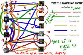 I Ship It Meme - young justice oc s images yj shipping meme hd wallpaper and