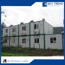 china un supplier of flat pack prefab modular container house