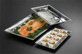 restaurant buffet serving and display trays for sale