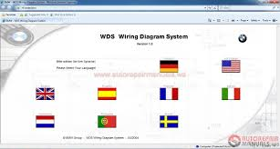 bmw wiring diagram system wds v1 03 2004 auto repair manual