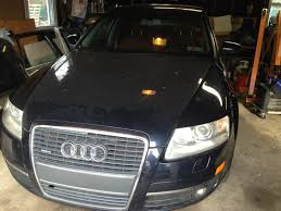 vwvortex com parting out 2005 audi a6 4 2 dark blue tan nj