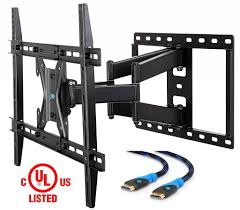 19 Inch Monitor Wall Mount Best Lcd Led Tv Wall Mount Tilt U0026 Swivel Brackets Reviews