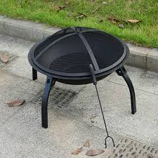 Firepit Grates Small Pit Outside Pit Pit Grate Durable Yet