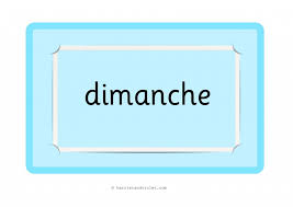 days of the week in french free teaching resources harriet