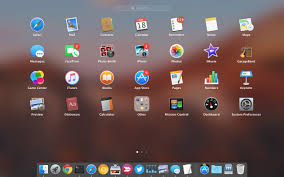 Count Pages In Folder Icons How To Change Launchpad Icon Grid Layout In Mac Os X