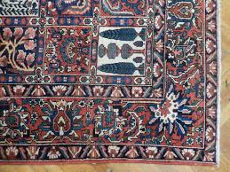Handmade Iranian Rugs 9x12 Persian Bakhtiari Rug Garden Multi Color Strong Iran Rug Ebay