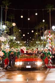 santa claus for hollywood christmas parade los angelessanta ed