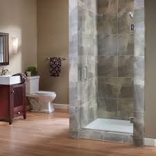 marina collection 3 8 frameless swing shower doors foremost bath prev