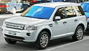 land rover freelander description of the model photo gallery