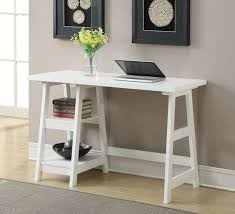 White Desk Small Desk For Small Office Home Design Ideas And Pictures