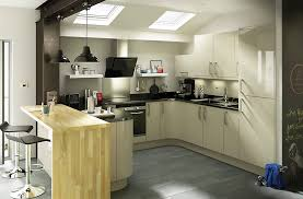 b q kitchen ideas it santini gloss grey slab diy at b q