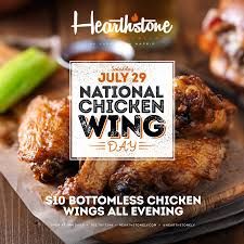 come celebrate national wing day with some facts about chicken