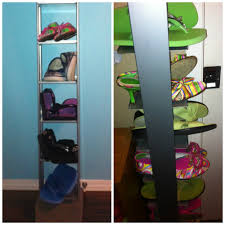 Shoe Home Decor Cd Rack Starrs Diy Creations Inspirations For Home And Family