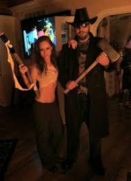 Zombie Hunter Halloween Costume Favorite Costumes Kelly Runs Food