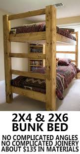 Best Bunk Bed Build Your Own Bunk Bed Best Bunk Bed Plans Ideas On Bunk Beds For