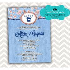 Invitation Cards Online Order Free Shipping On All Orders Fast Denim Blue Jeans Quince