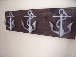 themed wall hooks anchor wall hooks themed coat rack bathroom towel