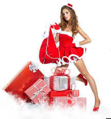 Sexy Christmas Meme - stock photo sexy santas 33 of our favorites pictures huffpost