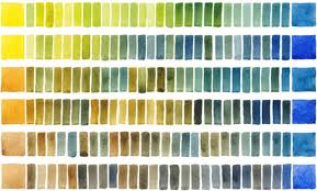 the ultimate watercolor mixing selection by jane blundell