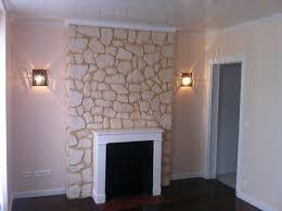 mur deco pierre peinture satine haut gamme murs laque tendue plafond stucco