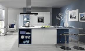 cuisine bleu petrole décoration cuisine bleu petrole 83 rouen cuisine topaze bleu