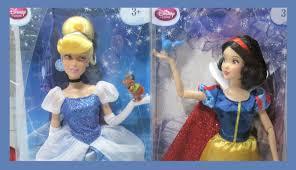 disney store classic princess dolls snow white