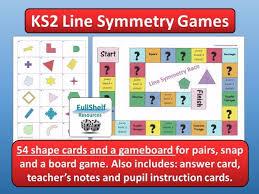 symmetry games by fullshelf teaching resources tes