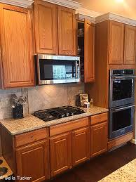 oak cabinets you don u0027t have to live with the grain bella tucker