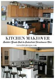 Painted Kitchen Cabinets White Our Diy Kitchen Remodel Painting Your Cabinets White U2013 Ellery
