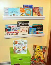 Vinyl Rain Gutter Bookshelves - rain gutter archives u2022 mommy ramblings